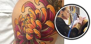 Unser Gast: Ester Sans @ Nativo Tattoo Tribe