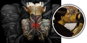 Unser Gast: Javier Obregon @ Nativo Tattoo Tribe