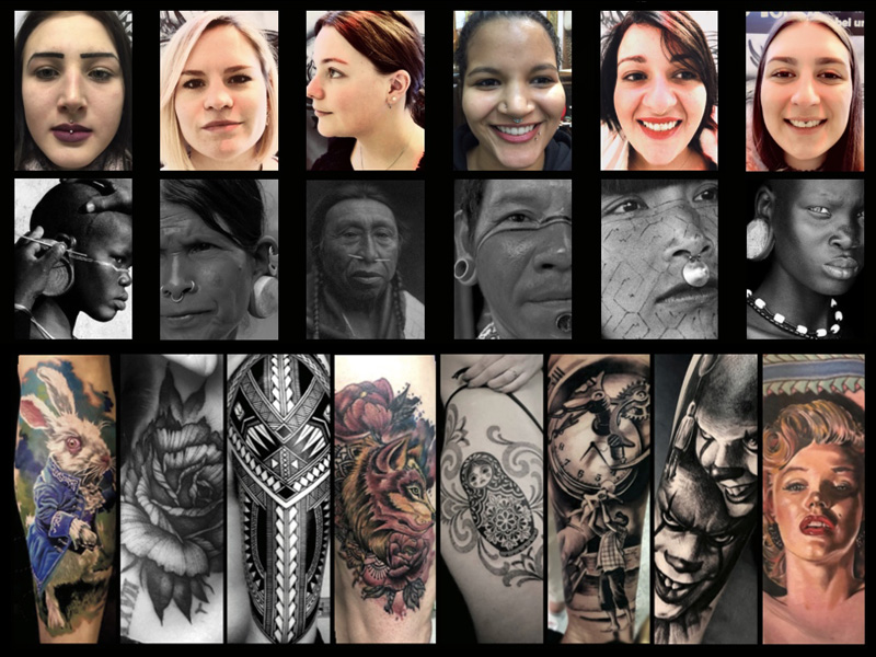 Tattoo Art and Piercings