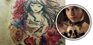 Unser Gast: Rebeca Orts @ Nativo Tattoo Tribe