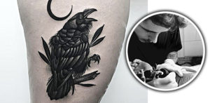 Unser Gast: Uri Torras @ Nativo Tattoo Tribe