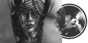 Unser Gast: Eduar Cardona @ Nativo Tattoo Tribe