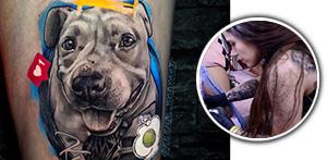 Unser Gast: Elena BodyArt @ Nativo Tattoo Tribe