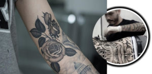 Unser Gast: Fillipe Pacheco @ Nativo Tattoo Tribe