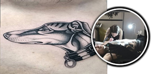 Unser Gast: Iria Alcojor @ Nativo Tattoo Tribe