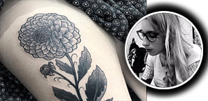 Unser Gast: Lidia Depablo @ Nativo Tattoo Tribe