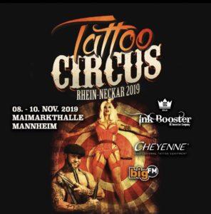 Tattoo Circus Mannheim 2019 @ Maimarkthalle Mannheim / Maimarktclub